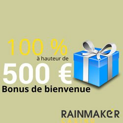 meilleurs bonus rainmaker casino